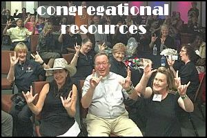 congregational resources