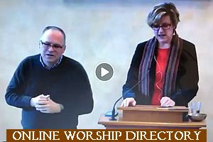 online worship directory