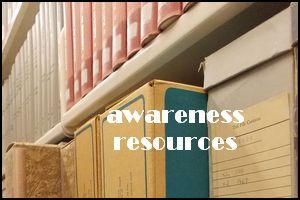 awareness resources
